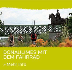 Donaulimes mit dem Fahrrad