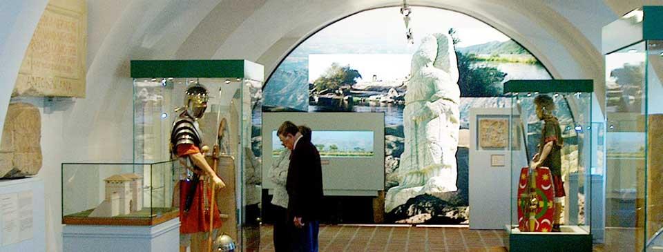 Römermuseum Tulln © Stadtgemeinde Tulln