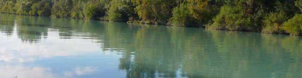 Donau bei Albing © Eva Kuttner