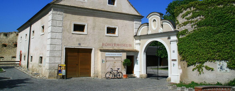 Römermuseum Mautern © Stadtgemeinde Mautern