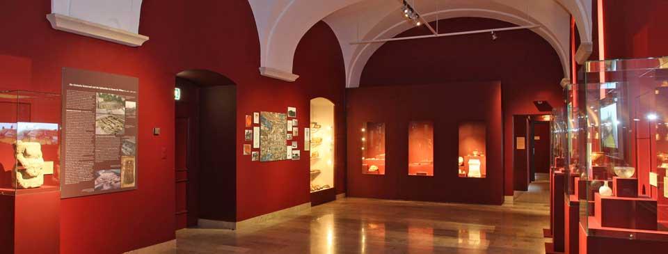 Dauerausstellung Archäologie © Stadtmuseum St. Pölten