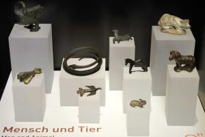 Tierdarstellungen im antiken Wien © Wien Museum, Foto Peter Kainz