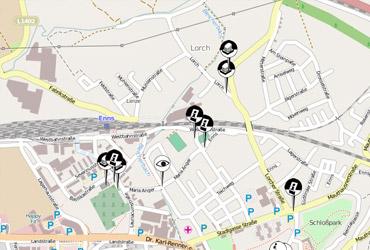 Link zur interaktiven Karte