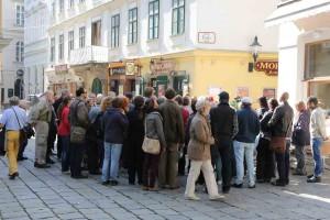 Führungen zum mittelalterlichen Ursprung der Stadt Wien © Stadtarchäologie Wien